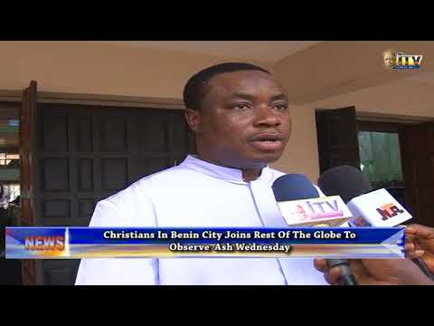 Nigerians join rest of the globe to mark Ash Wednesday