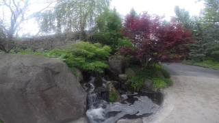 Rockford (IL) United States  city pictures gallery : Small Waterfall Anderson Japanese Gardens Rockford Illinois United States May 2014 2