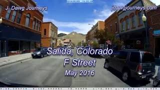 Salida (CO) United States  city pictures gallery : Salida, Colorado - F Street