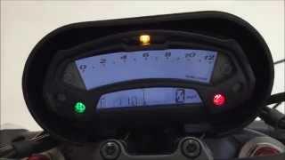10. 2013 Ducati Monster Diesel 1100 EVO