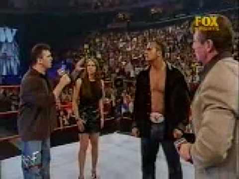 The Rock Returns (2001) Part 2