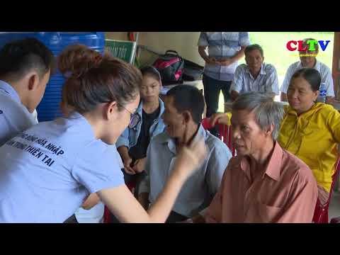 Truyền thống phòng chống thiên tai cho người khuyết tật