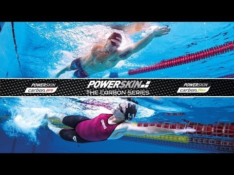 Arena Powerskin Carbon-Pro and Carbon Flex - Technical Video