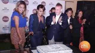 What's New , Marriott Executive Apartments Addis Ababa 5 Star Rating Celebration