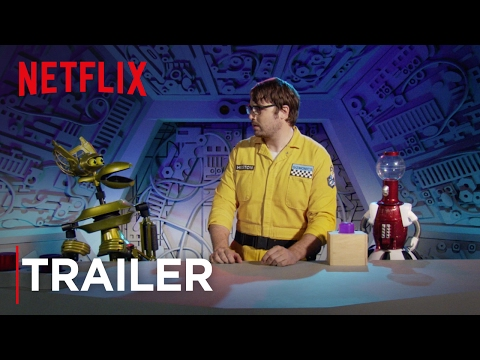 Mystery Science Theater 3000 Teaser Trailer
