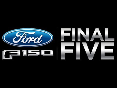 Video: Ford F-150 Final Five Facts: Bruins Defeat The Flames At Home