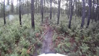 9. 2013 ktm 200 xc-w first ride