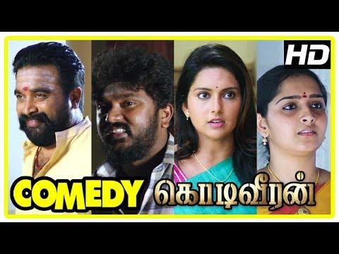 Tamil Comedy Scenes Kodi Veeran Tamil Full Movie Comedy Sasikumar Bala Saravanan