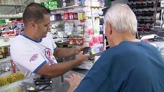 População aproveita para adquirir kit digital a preço acessível no interior de São Paulo