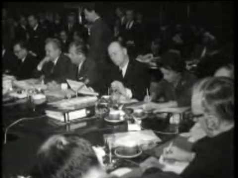 1967:Πρώτο Συμβούλιο για την Διεύρυνση