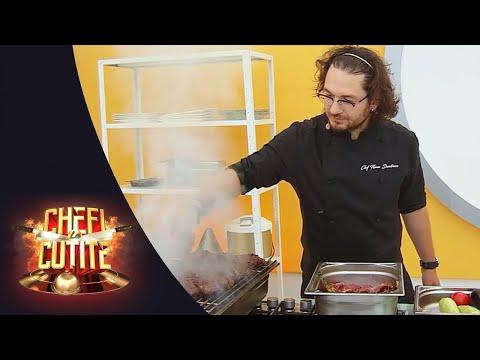 Steak, tema luptei pentru a opta amuletă Chefi la cuțite