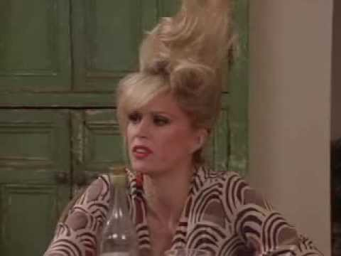 Collection - Joanna Lumley as Patsy Stone