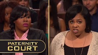 Video Married Man Has Side Chick's Name Tattoo (Full Episode) | Paternity Court MP3, 3GP, MP4, WEBM, AVI, FLV Agustus 2018