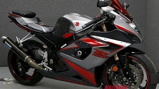 8. 2006  SUZUKI  GSXR1000  - National Powersports Distributors