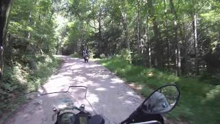 Jellico (TN) United States  city photos : Trans America Trail Aug 2011 on BMW F800GS's