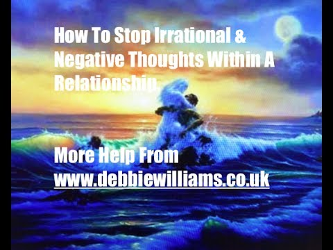 how to control irrational thoughts
