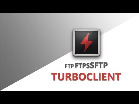 Video of Turbo FTP client & SFTP client