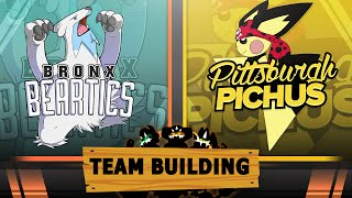 Bronx Beartics - Team Building for the Pittsburgh Pichus [UCL S2W11] by PokeaimMD