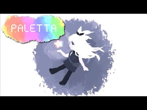 Paletta - Returning Color to the World (RPGMaker FULL PLAYTHROUGH) Manly Let's Play