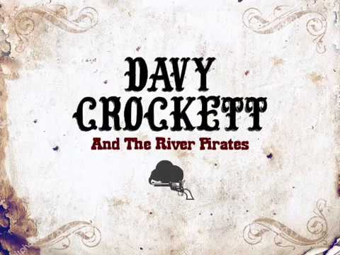 Davy Crockett And The River Pirates (1956) Opening Credits/The End