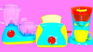 Toy Kitchen Set Cooking Playset Toy Food Toy Cutting Food Play Doh Food Videos
