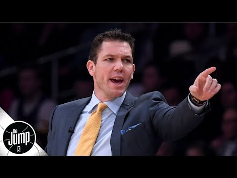 Luke Walton's job as Lakers' coach is not in jeopardy and it shouldn't be - Tracy McGrady | The Jump