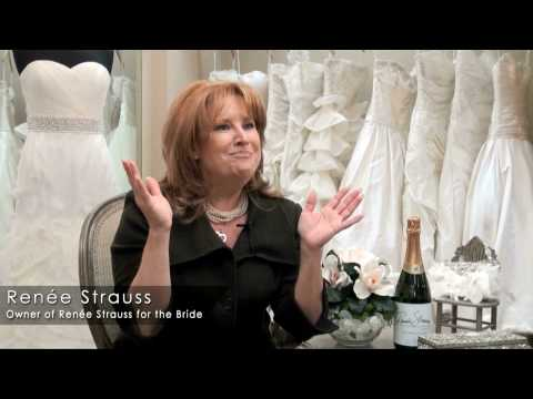 Wedding Dresses Part 4 Discussed by Renée Strauss Presented by Seating Arrangement