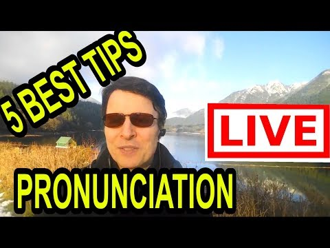 Use these 5 tips to speak like a native | Learn English with Steve live