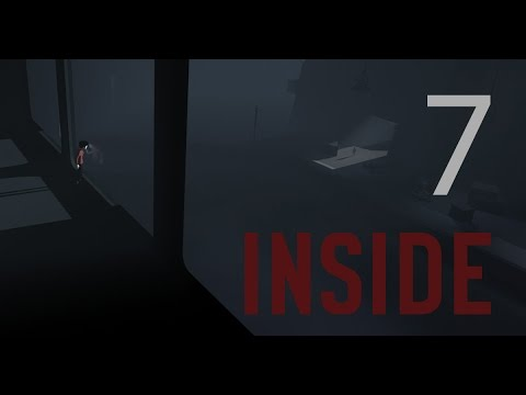 Inside #7 Creature lurking in the water