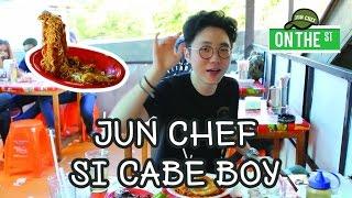 Video Jun Chef OTS : Jun Chef si Cabe Boy | Indomie Abang Adek Challenge MP3, 3GP, MP4, WEBM, AVI, FLV Maret 2018