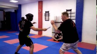 Knife Defence 003