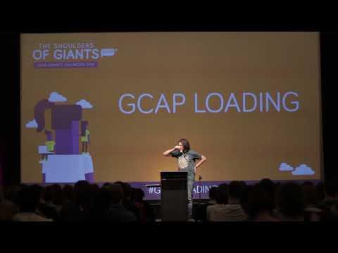 GCAP Loading 2016 - Closing Keynote - Rami Ismail