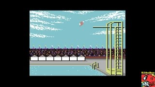 Summer Games: Platform Diving (Commodore 64 Emulated) by ILLSeaBass
