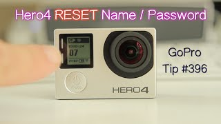 Video How to Reset the GoPro Hero4 Wi-Fi Name and Password - GoPro Tip #396 MP3, 3GP, MP4, WEBM, AVI, FLV September 2018