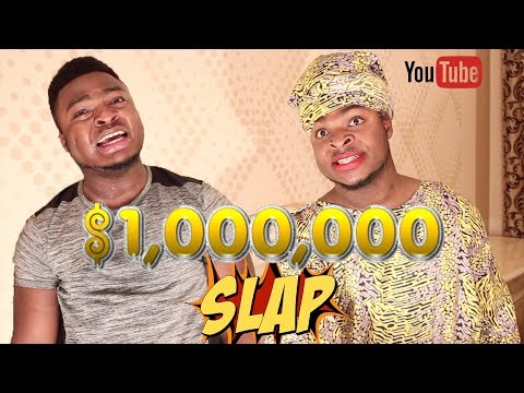 African Home: Can You Slap Me For $1 Million?
