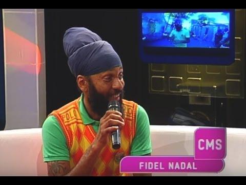 Fidel Nadal video Entrevista CM - Octubre 2015