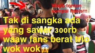 Video Ikutin.!!!Trio wok wok lagi ngamen di bus tidak disangka banyak saweran mamen Part-2🤘🏻😂 MP3, 3GP, MP4, WEBM, AVI, FLV November 2018