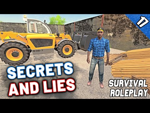 SECRETS AND LIES - Survival Roleplay S3 | Episode 17