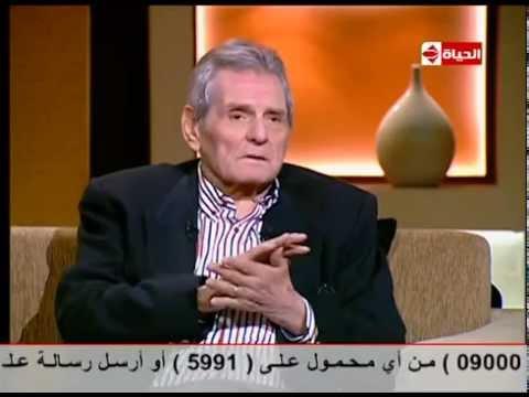 """عادل هيكل: أحرجت يوسف وهبي في فيلم """"إشاعة حب"""""""