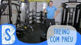 Treino com pneu, para quem tem boa consciência corporal e quer unir exercícios funcionais ao treino de força.--Inscreva-se ;) http://www.smarturl.it/BemStarCanal BemStar - vídeos novos segundas e quintas às 07h30.Siga-me nas minhas redes sociais:Fanpage: https://www.facebook.com/atalla.marcioInstagram: https://instagram.com/marcioatallaTwitter: http://www.twitter.com/marcioatallaSnapchat: marcioatalla