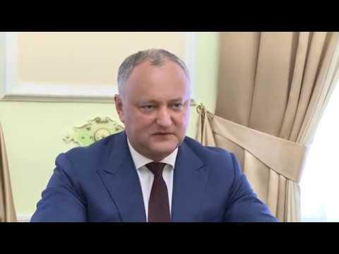 Președintele Republicii Moldova a avut o întrevedere cu Ambasadorul Extraordinar şi Plenipotenţiar al SUA în țara noastră
