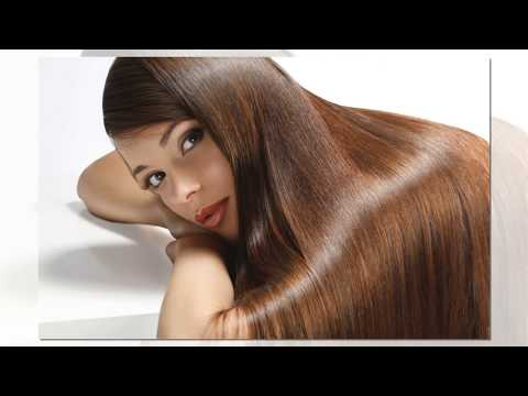 Permanent Hair Straightening at Home With all Natural Ingredients
