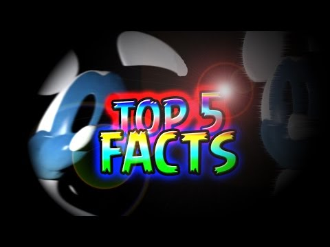 treasure - The top 5 facts about the five nights at freddy's inspired