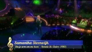 Samantha | Sla je arm om me heen | Finale | Bloed, Zweet & Tranen