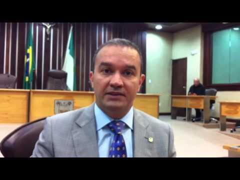 Deputado Kelps pede construção da estrada de Caraúbas, em Maxaranguape