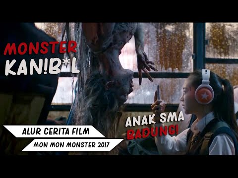 anak SMA lebih SIKOPAT dari MONSTER! - Alur Cerita Film Mon mon mon Monster 2017