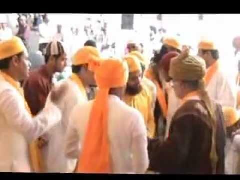 Nizamuddin Auliya Aurangabadi rh Badawa Mahfil 1/3 2012