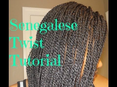 14} How to: Care for Senegalese Twist