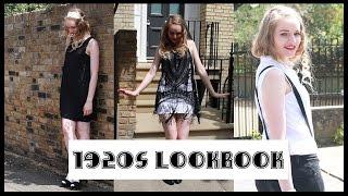1920's Inspired Lookbook