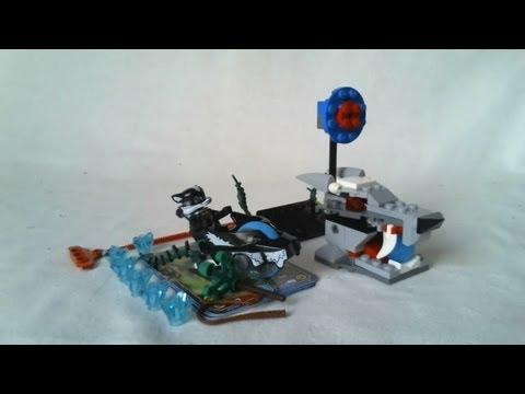 Vidéo LEGO Chima 70107 : L'expulsion CHI